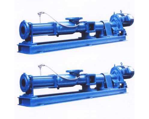 EH型单螺杆泵