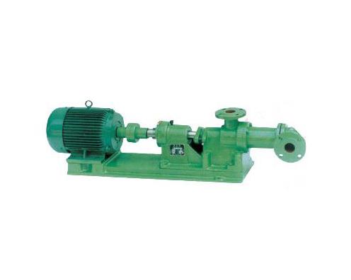 I-1B单螺杆浓浆泵