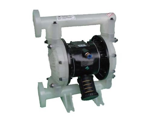 QBK工程塑料气动隔膜泵
