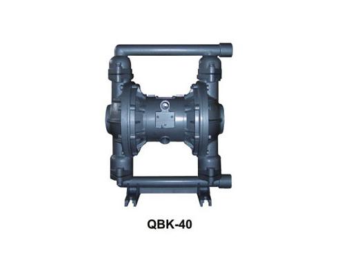 QBK型三代气动隔膜泵
