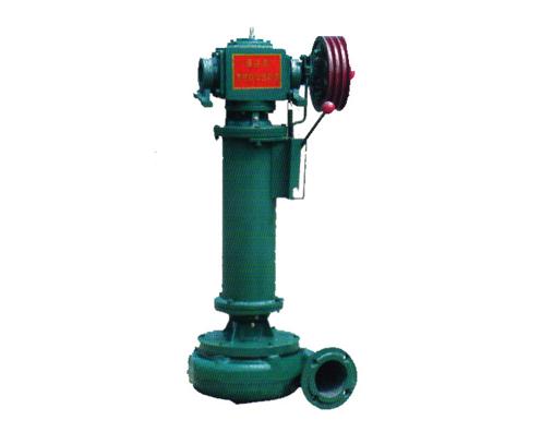 柴油机配套系列耐磨砂浆泵3