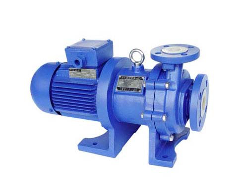 CQB-F系列氟塑料磁力驱动泵