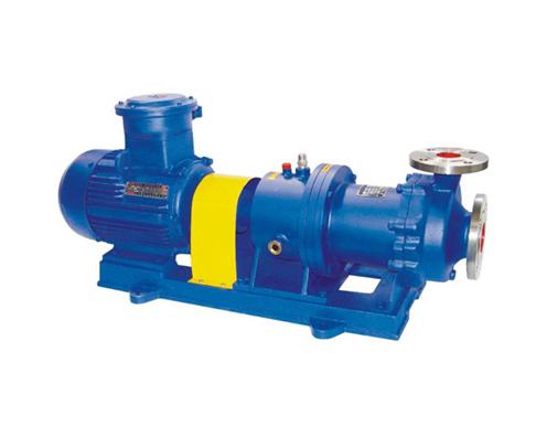 CQG系列耐高温磁力驱动泵