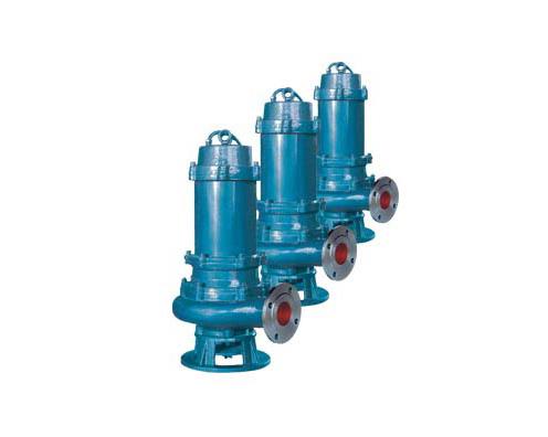 单式潜水排污泵