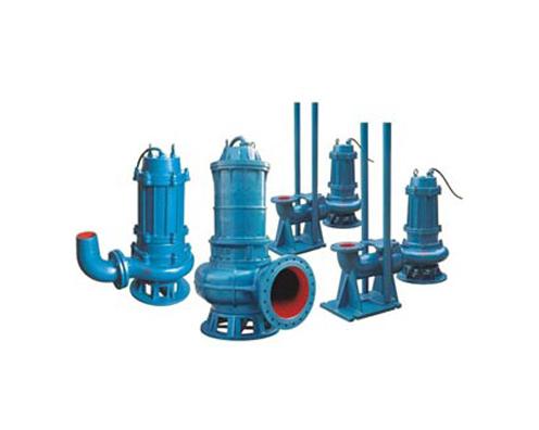 QW型移动式潜水排污泵