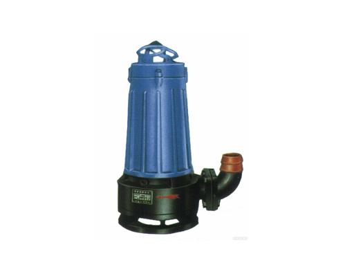 WQK  QG型带切割装置排污泵