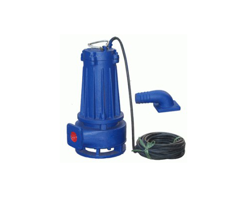 WQK型带切割装置潜水排污泵