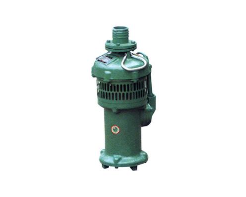 充油式小型潜水电泵