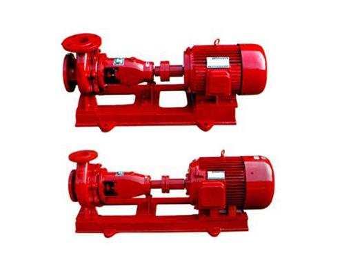 XBD-IS型卧式单级消防泵