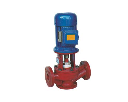 SL型立式玻璃钢管道离心泵