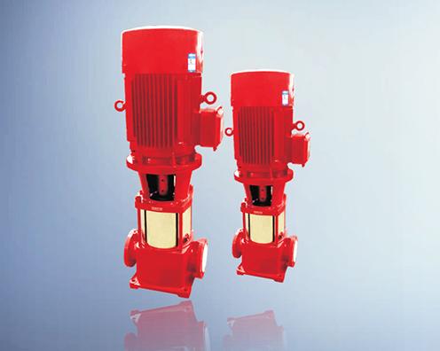 xbd-g立式多级消防泵