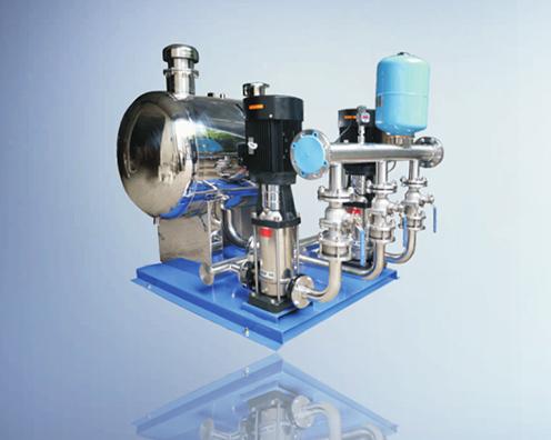 全自动管网叠压供水设备