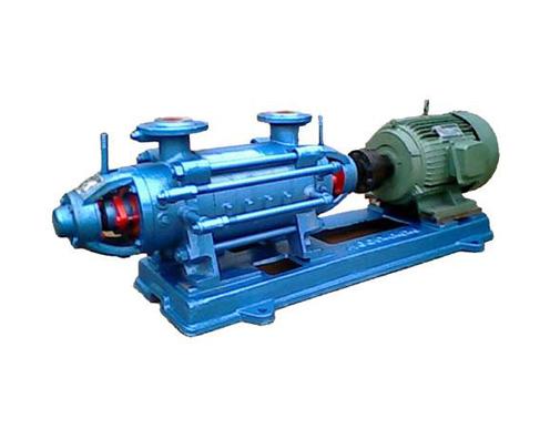 探析福建多级泵轴的向力测量!