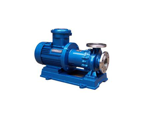 福建磁力泵不同的结构形式和配置的选择