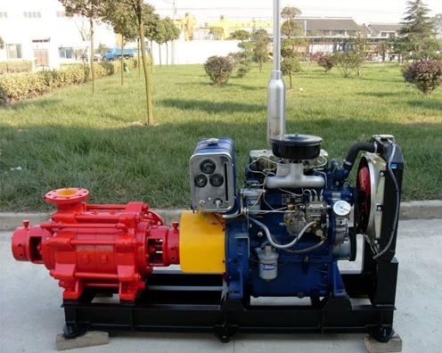 浅析常见的福建消防泵都有哪些分类和作用