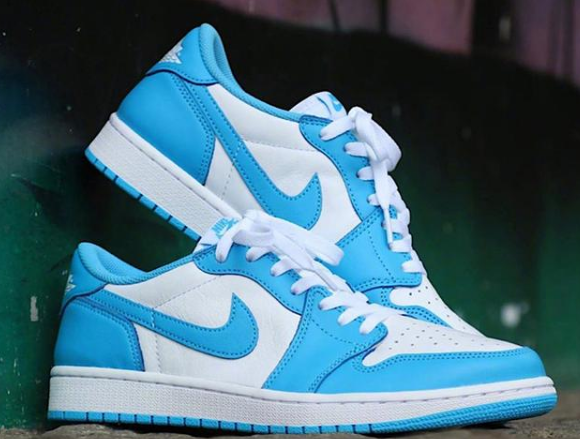 Air Jordan低帮GS篮球板鞋,让你不愿换鞋