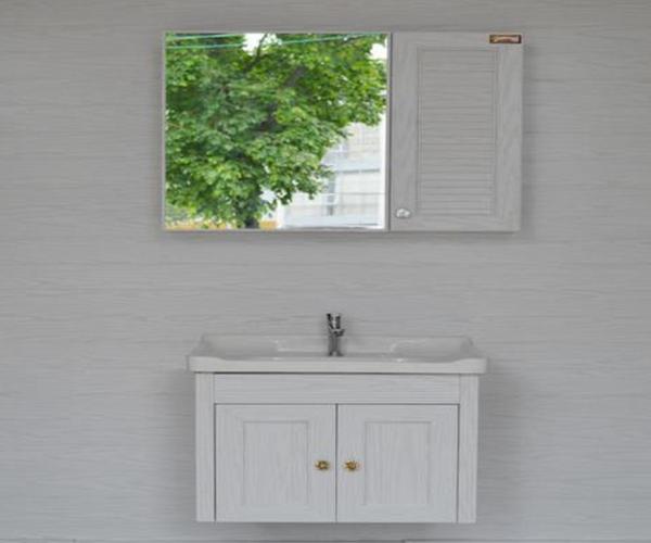 小户型全铝合金浴室柜