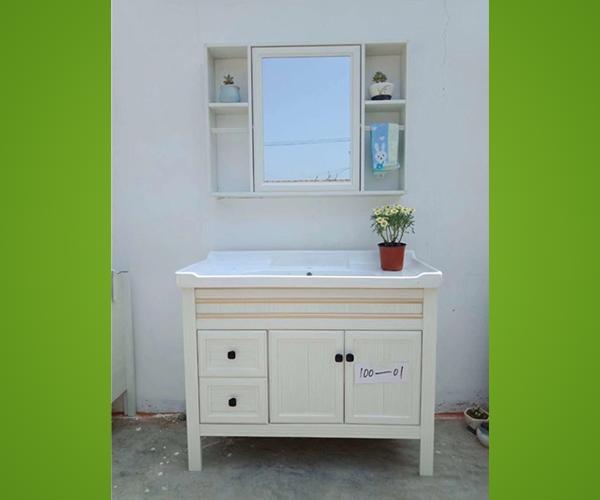 pvc铝合金浴室柜套装