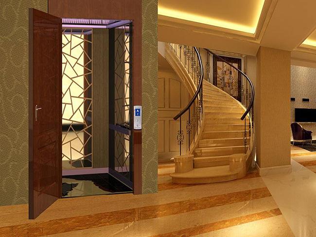 别墅无机房电梯