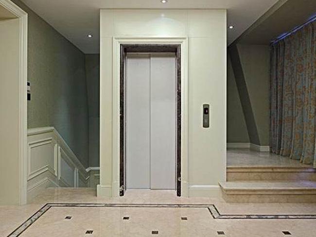 无基坑无机房电梯