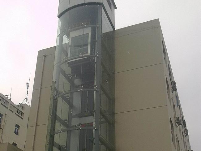 七层观光电梯