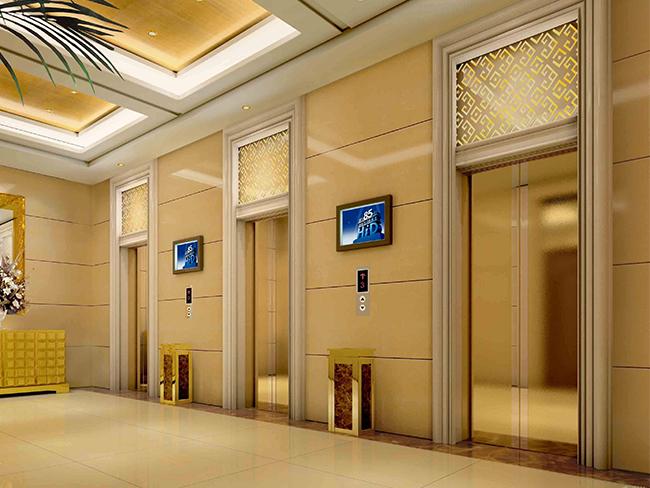 办公楼电梯