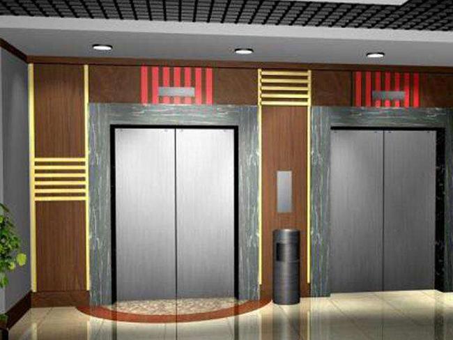 商务楼电梯
