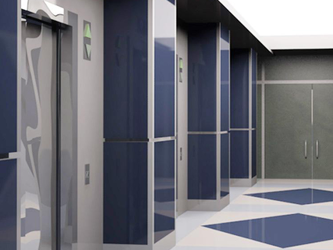 观光乘客电梯