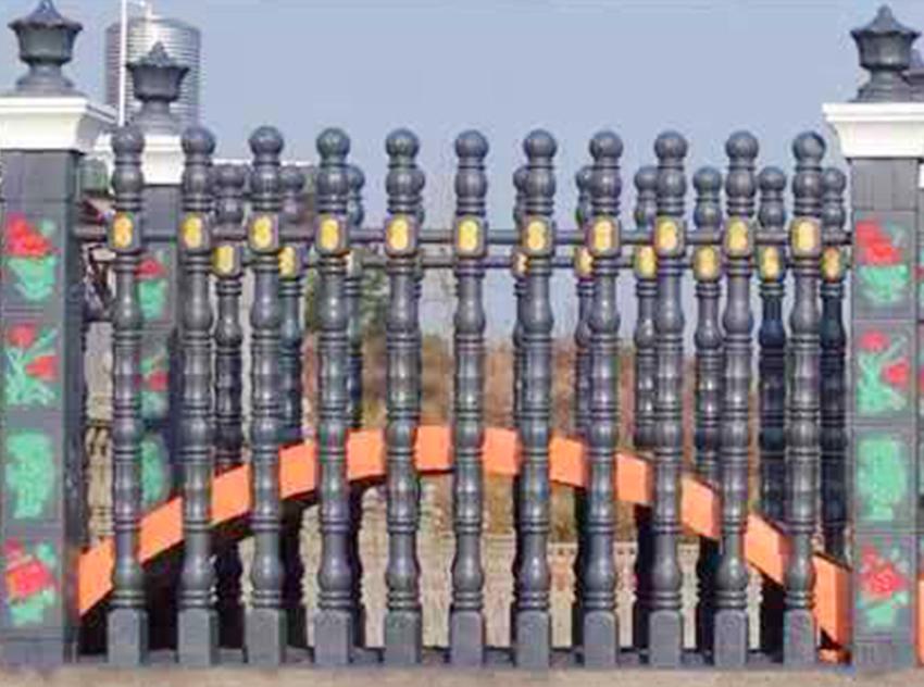 仿木水泥栏杆对生活起到的三大作用