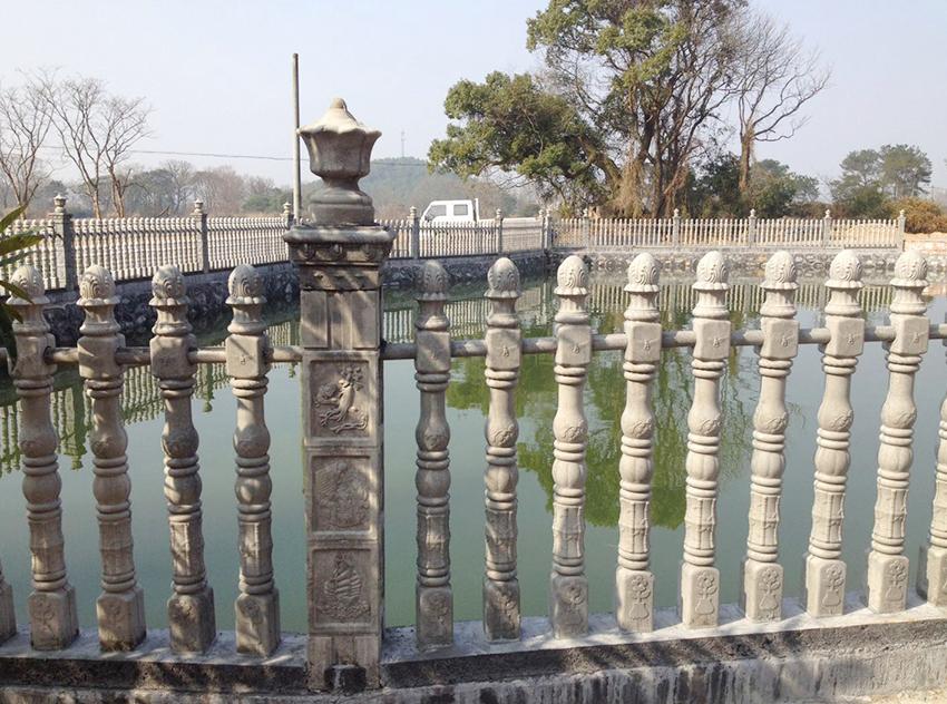 吉安水泥护栏,水泥栏杆,围栏的制作过程以及注意事项
