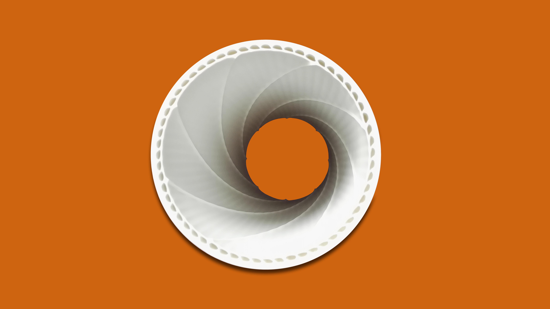 中空内螺旋超静音排水管