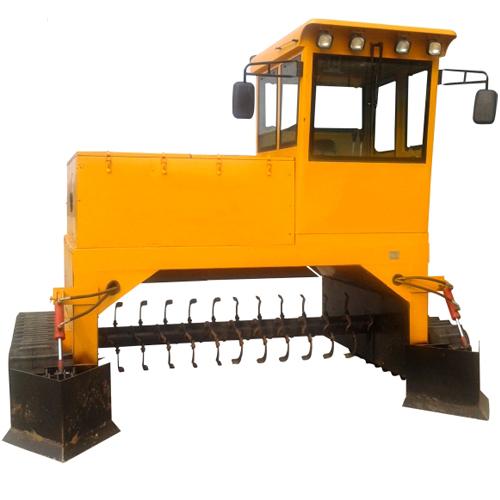 FD-2300型机械履带式翻堆机