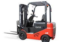 FE4P  N系列电动叉车(四支点前驱平衡重电动叉车)