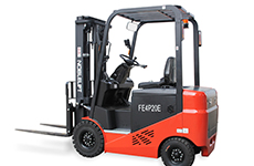 FE4P  E系列电动叉车(四支点前驱平衡重电动叉车)