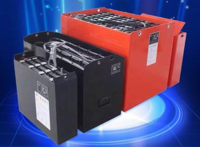 国产贝朗斯叉车蓄电池
