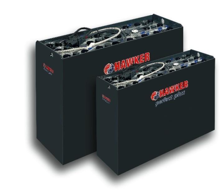 进口HAWKER叉车蓄电池 质保12个月