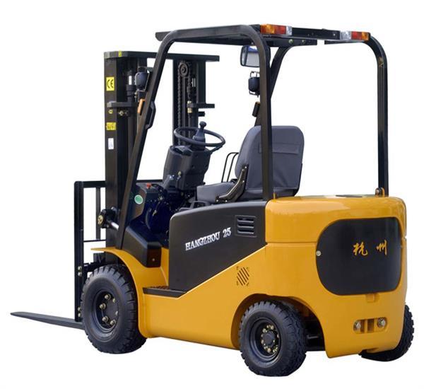 J系列1-3.5吨蓄电池电动叉车租赁