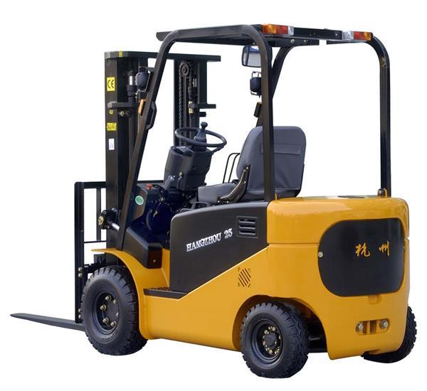 J系列4-5吨蓄电池电动叉车租赁