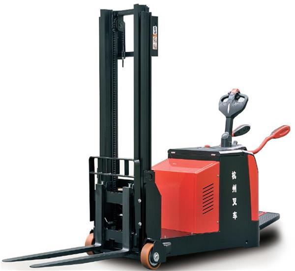 A系列0.8-2.0吨平衡重式电动托盘堆垛车租赁