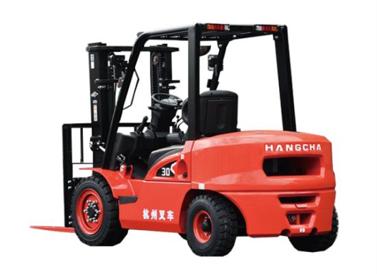 1-3.8吨X系列1内燃叉车租赁