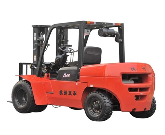 A系列4.5-11.5吨(石材专用)叉车租赁
