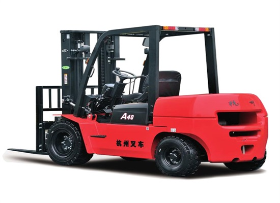 A系列4吨(轻型)内燃叉车租赁