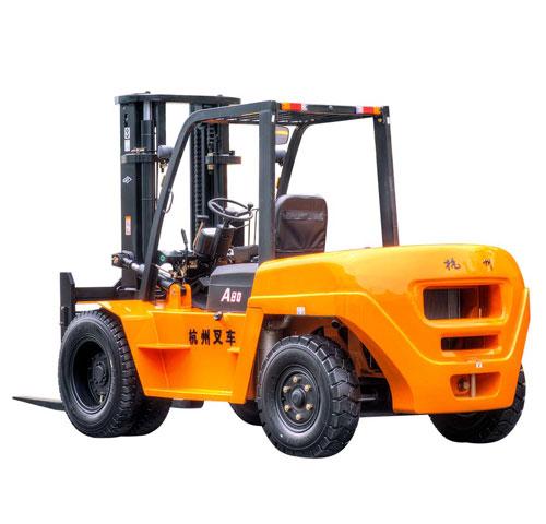 A系列小8-小12吨内燃叉车租赁