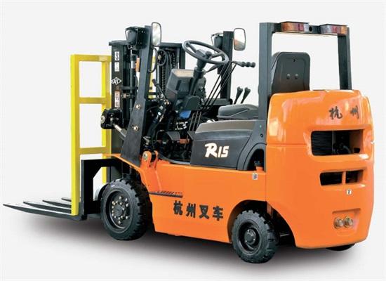 R系列1.5-1.8吨内燃小轴距叉车(铁路专用)租赁