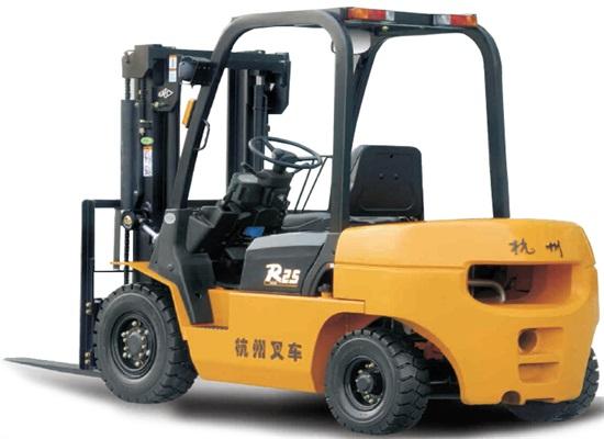 R系列1-3.5吨内燃叉车租赁