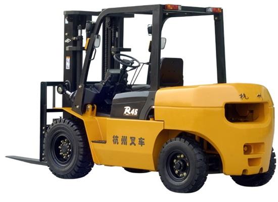 R系列4-小5吨内燃叉车租赁