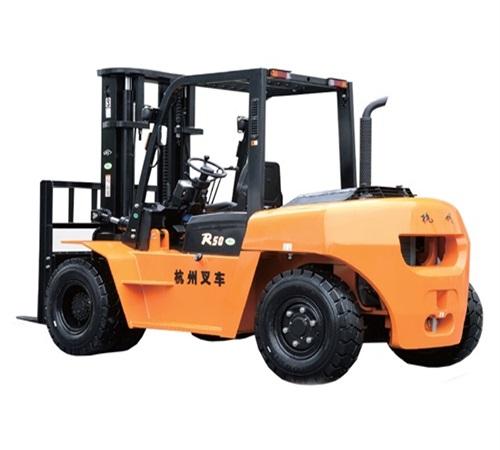 R系列5-10吨内燃叉车租赁