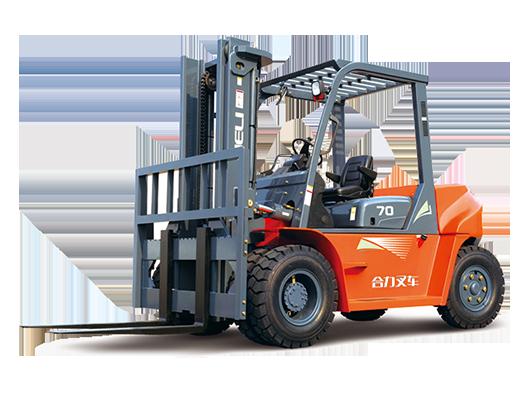 G系列 5-7吨柴油 汽油 液化气内燃叉车租赁