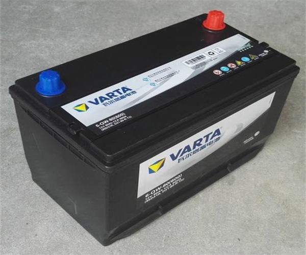 内燃叉车起动电池