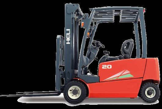 EFG系列 1.6-2吨蓄电池平衡重式叉车租赁